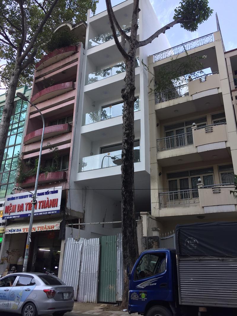 Thiết kế thi công nhà phố tại TPHCM