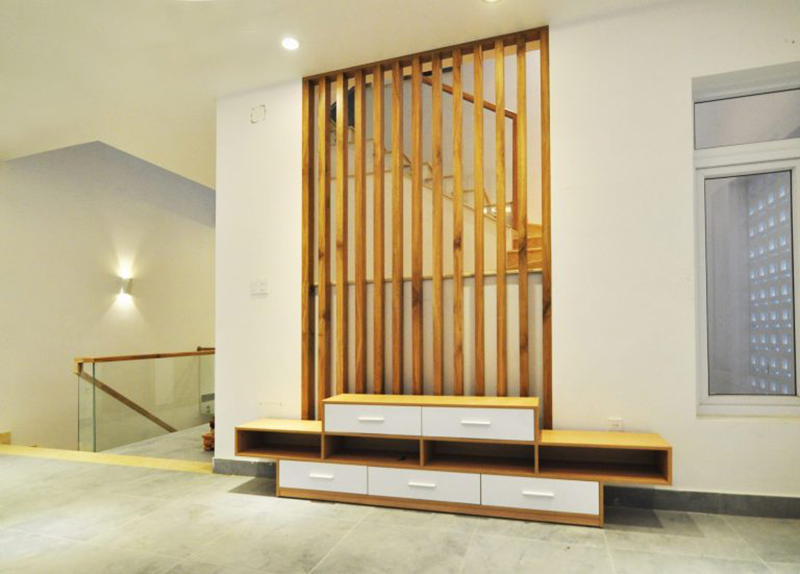 Thiết kế nội thất nhà phố 7x15m đẹp