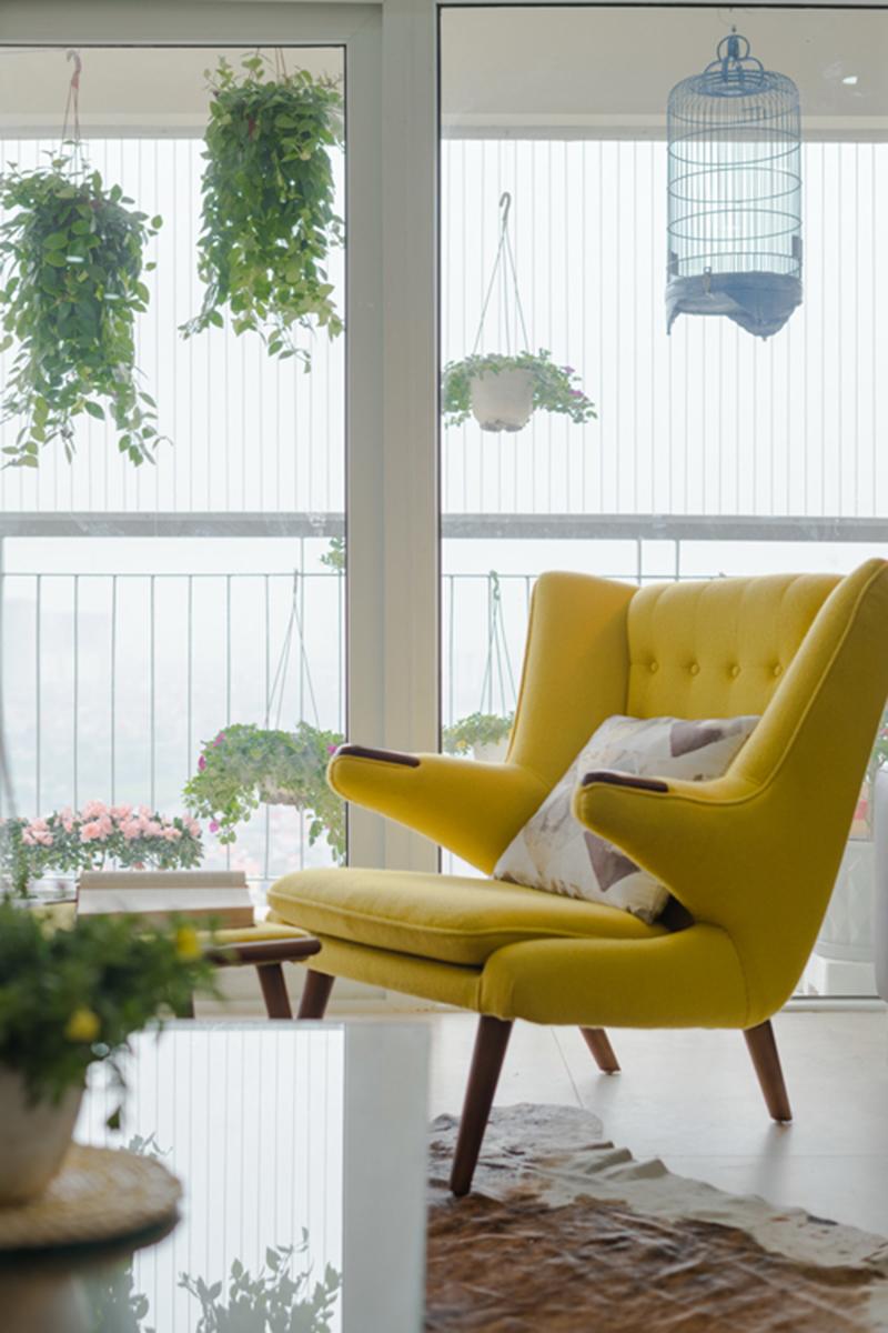 Thiết kế nội thất chung cư 110m