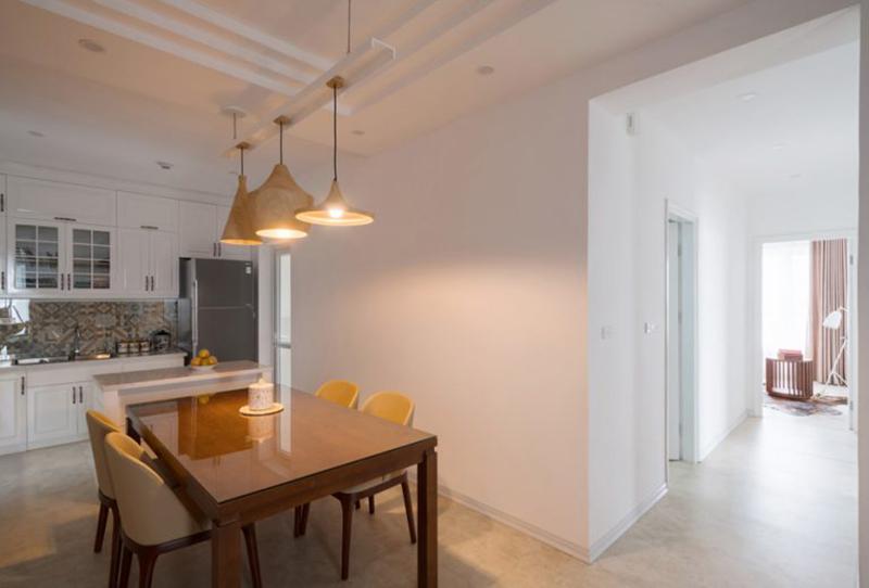 Thiết kế nội thất chung cư đẹp 110m2