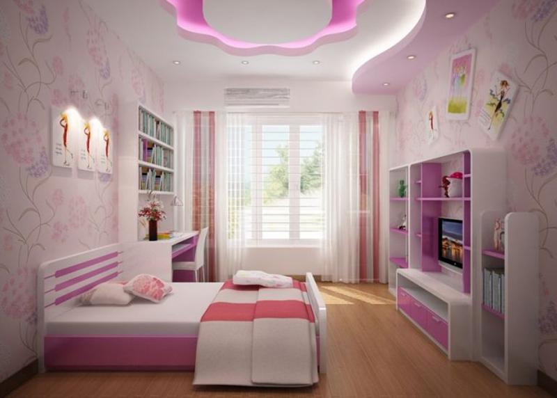 Thiết kế nội thất phòng ngủ đẹp