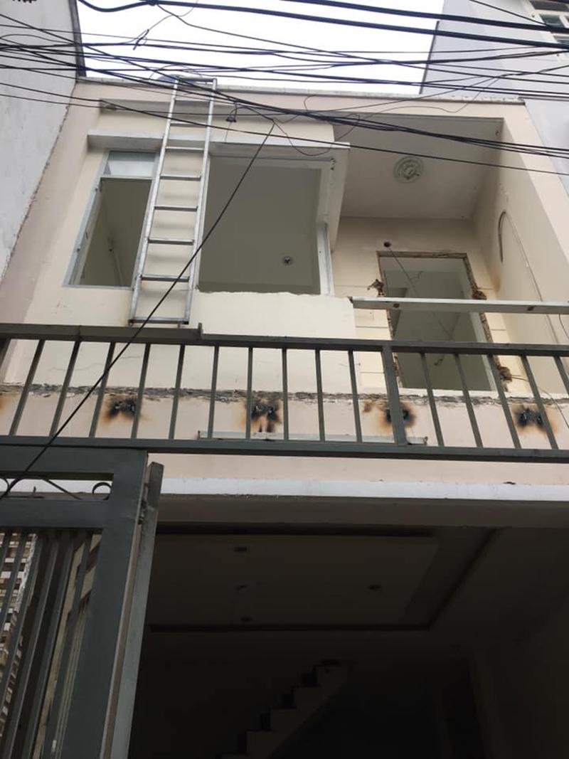 Cải tạo, nâng tầng nhà phố Tân Phú TPHCM