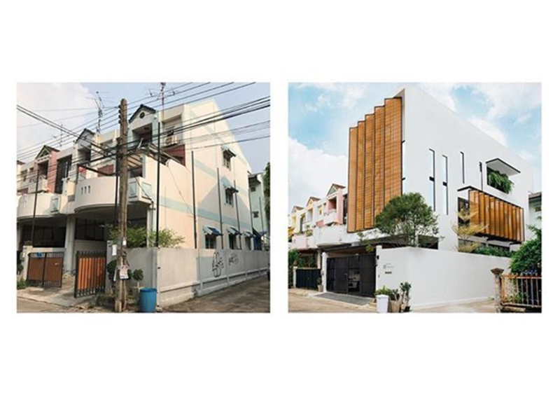 Thi công cải tạo nhà phố tại tphcm