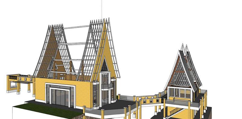 Lưu ý khi xây dựng nhà phố