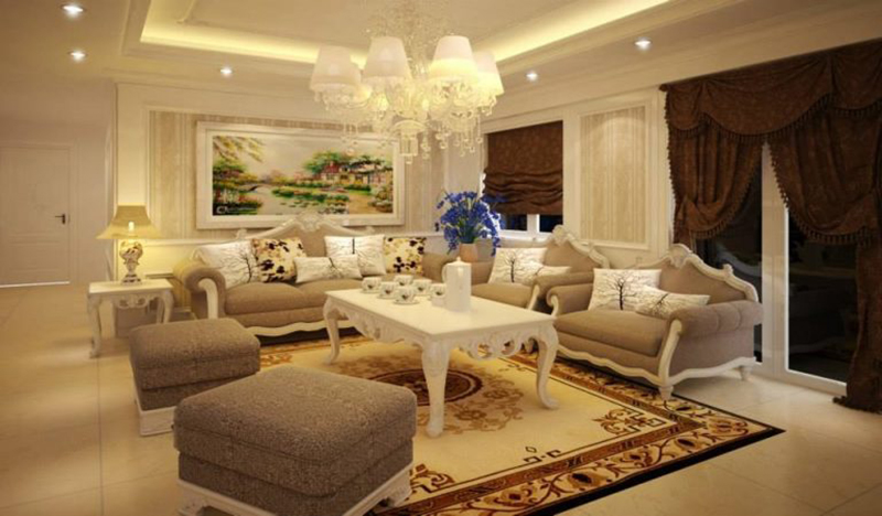 Thiết kế nội thất chung cư đẹp