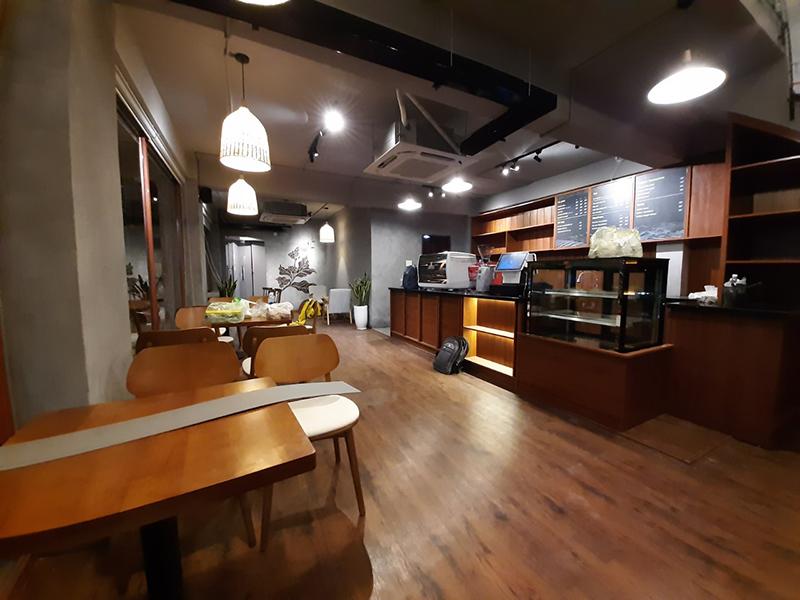 Thiết kế thi công quán cà phê