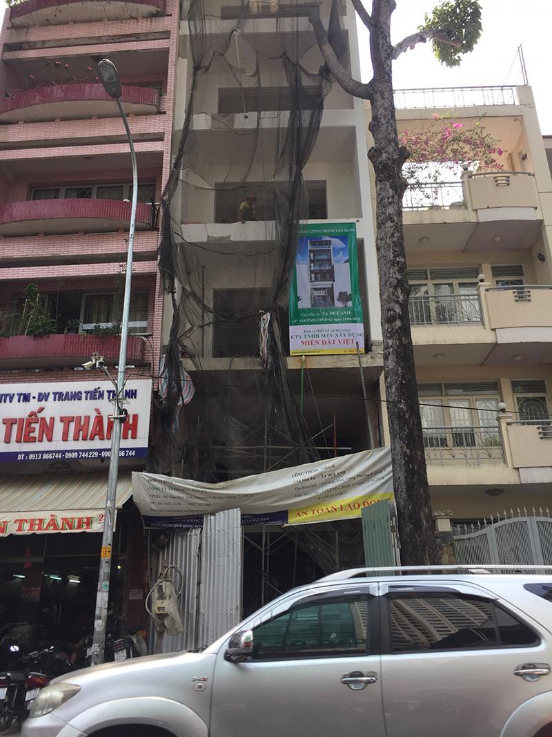 Thiết kế thi công nhà phố trọn gói tại TPHCM