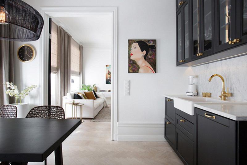 Thiết kế nội thất chung cư nhỏ đẹp